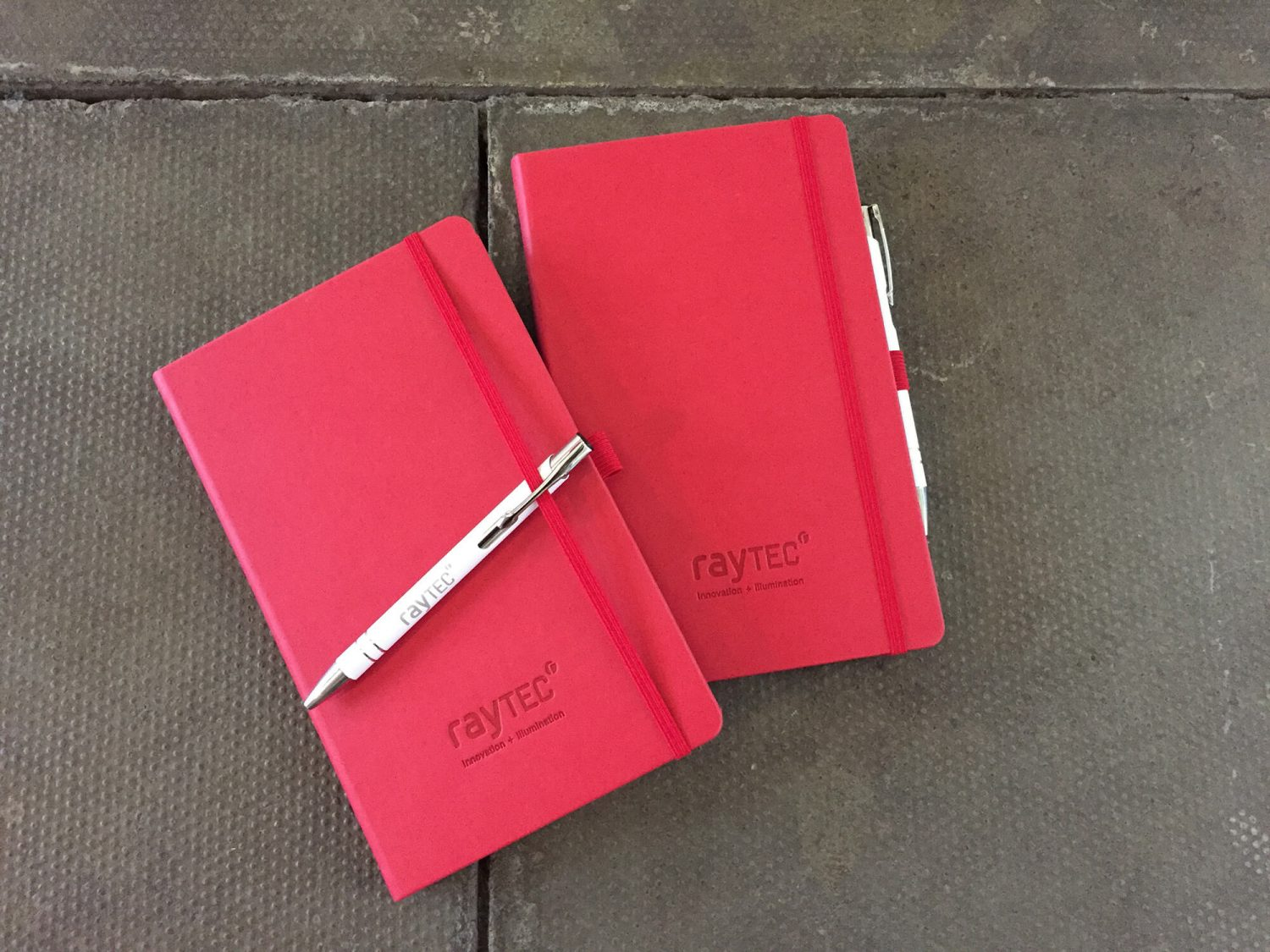Raytec Branded Notebook